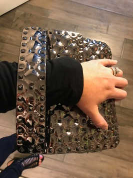 Awesome Valentino Clutch